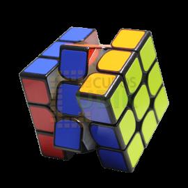 Cubos Rubik YJ MGC 3x3 Magnético Negro