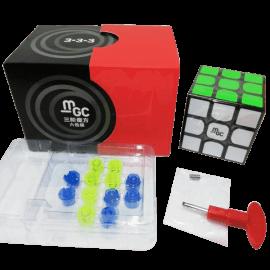 Cubos Rubik Moyu YJ MGC V2 3x3 Negro