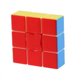 Cubos Rubik YJ Floppy 3x3x1 Colored