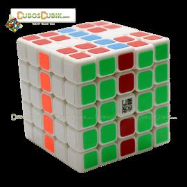 Cubos Rubik Moyu YuChuang 5x5 Base Blanco
