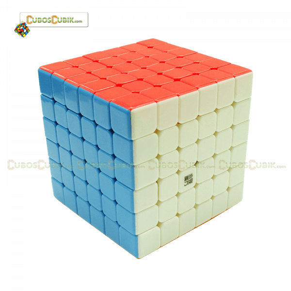 Cubos Rubik YJ Moyu YuShi 6x6 Colored