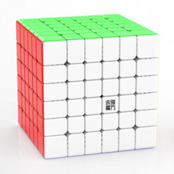 Cubos Rubik YJ Yushi 6x6 V2 M Colored