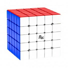 Cubos Rubik YJ Moyu MGC 5x5 Magnético Colored