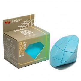 Cubos Rubik YJ Moyu 3x3 Diamond Azul