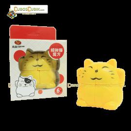 Cubos Rubik YJ Moyu Lucky Cat / Gato 2x2