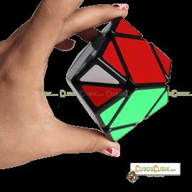 Cubos Rubik Yj Moyu Guanlong Skewb Base Negra