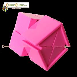 Cubos Rubik YJ Moyu Casa 2x2 Base Rosa