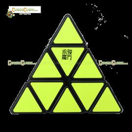 Cubos Rubik Moyu Pyraminx Yulong Base Negra