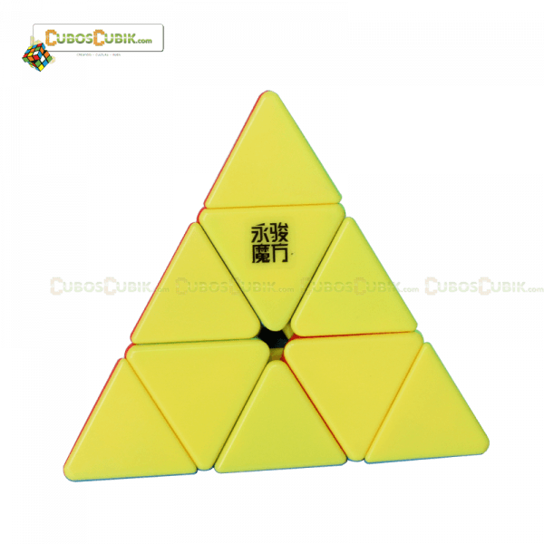 Cubos Rubik Moyu Pyraminx Yulong Colored