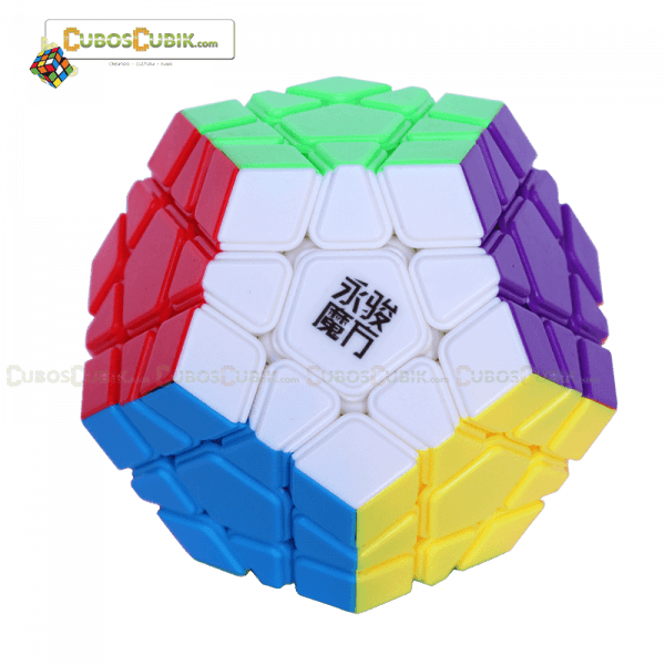 Cubos Rubik MoYu Megaminx YuHu Colored