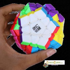 Cubos Rubik MoYu Megaminx YuHu Colored