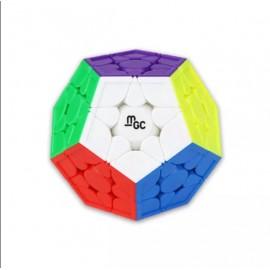 Cubos Rubik Moyu YJ MGC Megaminx Colored