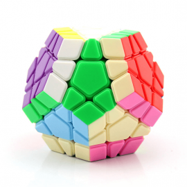 Cubos Rubik YJ Megaminx RuiHu Colored