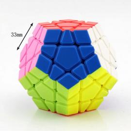 Cubos Rubik YJ Megaminx RuiHu Colored