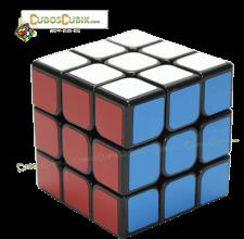 Cubos Rubik YJ Moyu Guanlong Base Negra