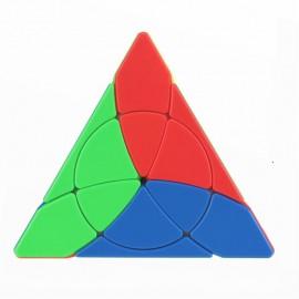 Cubos Rubik YJ Petal Pyraminx Colored