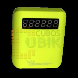 Cubos Rubik YJ Pocket Timer Amarillo