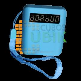 Cubos Rubik YJ Pocket Timer Azul