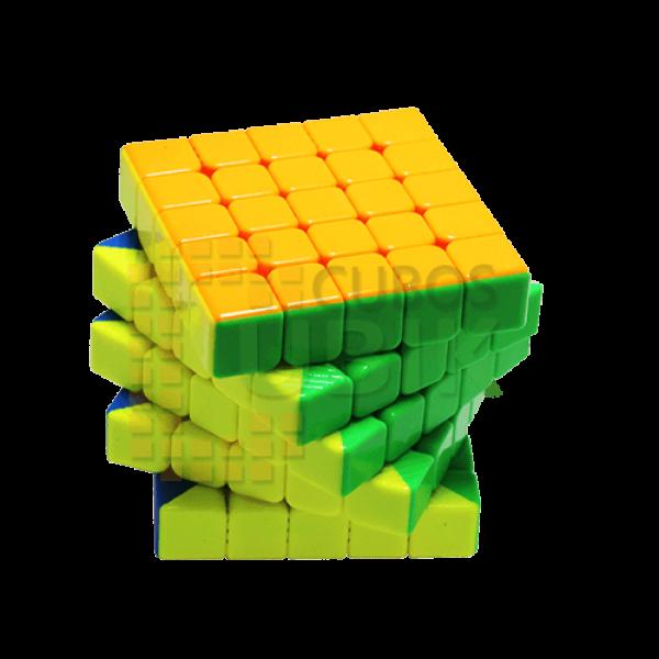 Cubos Rubik YJ Yuchuang 5x5 V2 M Colored