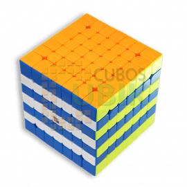 Cubos Rubik YJ Yufu 7x7 V2 M Colored