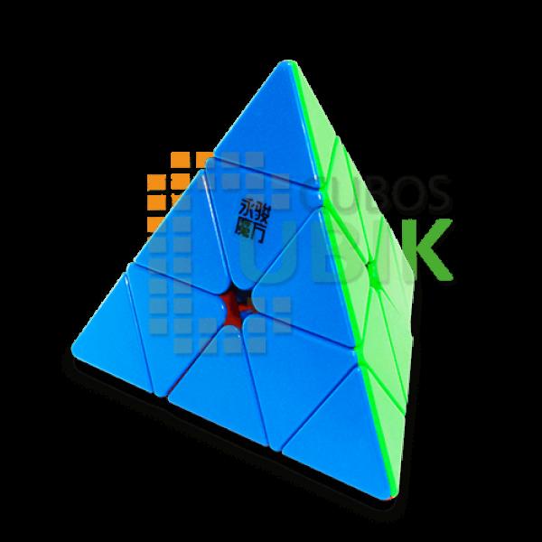 Cubos Rubik YJ Yulong Pyraminx v2 M Colored