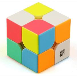 Cubos Rubik YJ Yupo 2x2 V2 M Colored