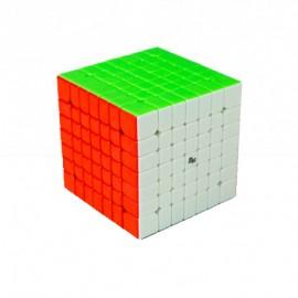 Cubos Rubik YJ Moyu MGC 7x7 Magnético Colored