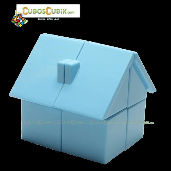 Cubos Rubik YJ Moyu Casa 2x2 Base Azul
