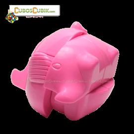 Cubos Rubik YJ Moyu Elefante 2x2 Base Rosa