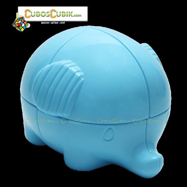 Cubos Rubik YJ Moyu Elefante 2x2 Base Azul