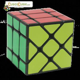 Cubos Rubik Yj Moyu Yileng Fisher Base Negra