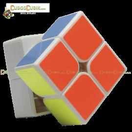 Cubos Rubik YJ Guanpo 2x2 Base Blanco