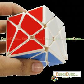 Cubos Rubik YJ Axis Base Blanca