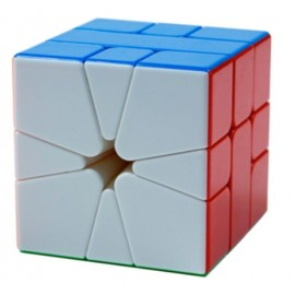 Cubo Rubik YJ MGC Square 1 Colored
