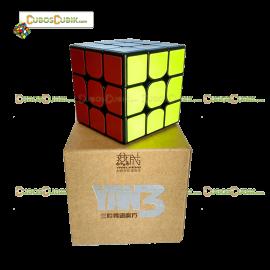Cubos Rubik Yangcheng Yan3 3x3 Negro