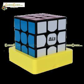 Cubos Rubik Moyu SenHuan 3x3 ZhanShen Mars Base Negra