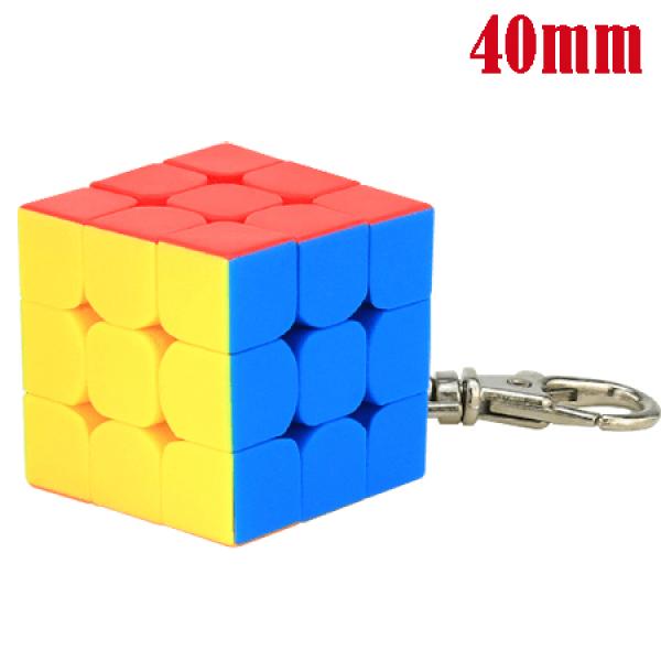 Cubos Rubik Moyu 3x3 40 mm Llavero