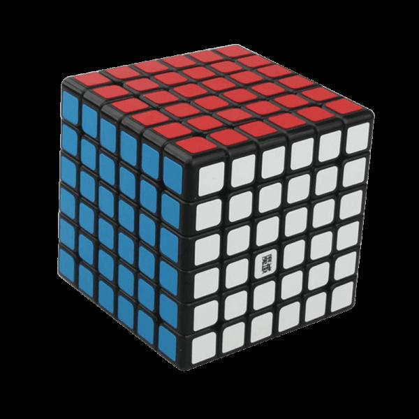 Cubos Rubik Moyu WeiShi GTS 6x6 Base Negra
