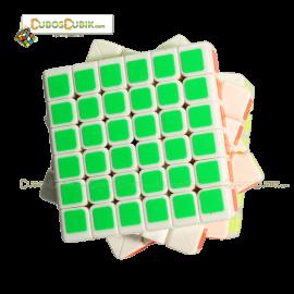 Cubos Rubik Moyu AoShi 6x6 Base Blanco