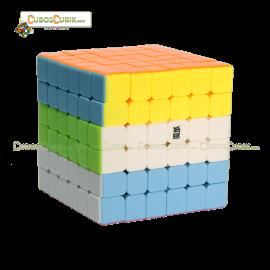 Cubos Rubik Moyu AoShi 6x6 Pink