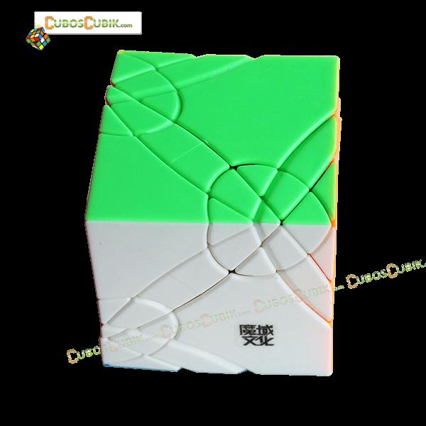 Cubos Rubik Moyu Axis TimeWheel Colored