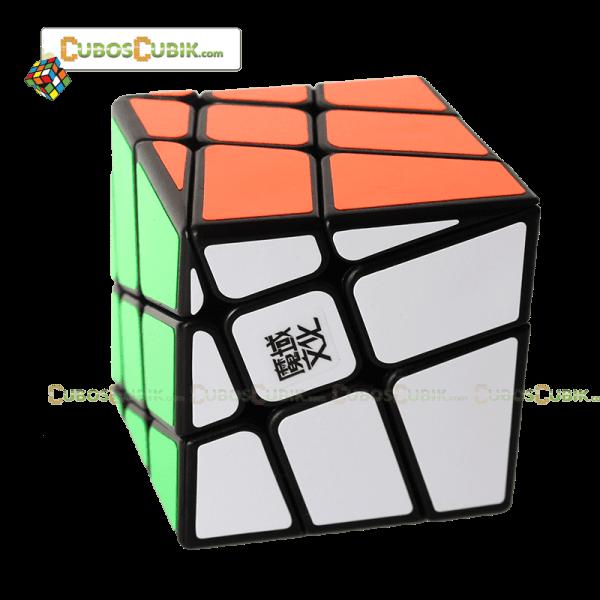 Cubos Rubik Moyu FengHuoLun Base Negra