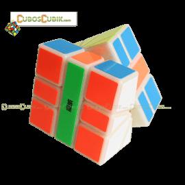 Cubos Rubik Moyu Weilong Square 1 Milk