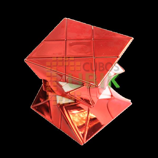 Cubos Rubik Moyu DNA Rojo