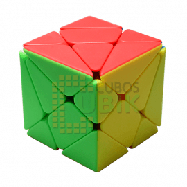 Cubos Rubik Moyu Classroom Axis Colored