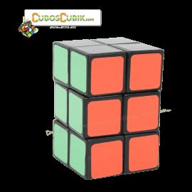 Cubos Rubik 2x2x3 Base Negra