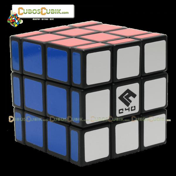 Cubos Rubik C4U 3x3x4 en Cubo Base Negra