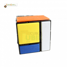 Cubos Rubik C4U Bandaged 3x3 - DIY Kit V2