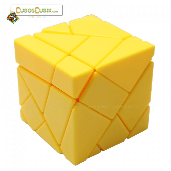 Cubos Rubik FangCun Ghost Base Amarilla