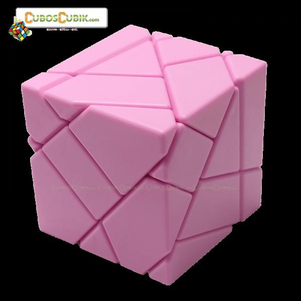 Cubos Rubik FangCun Ghost Base Rosa